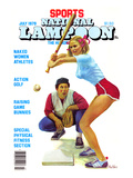 National Lampoon  July 1979 - Sports