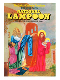 National Lampoon  December 1974 - Judeo-Christian Tradition: The Joy of Sects