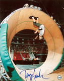 Tony Hawk - Skateboarding - The Loop Autographed Photo (Hand Signed Collectable)