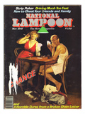 National Lampoon  March 1979 - Chance of Strip Poker