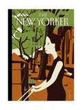 The New Yorker Cover - August 8  2011