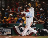 Manny Ramirez 2007 World Series Swing