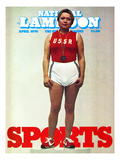 National Lampoon  April 1976 - Sports