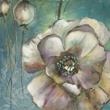 Blue Poppies II