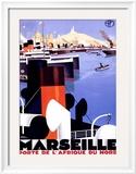 Marseille  Porte de l'Afrique