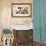 Blue Zen Bath II
