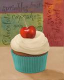 Cherry Cupcake I
