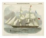 Antique Clipper Ship III