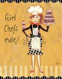 Girl Chefs Rule
