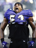 Baltimore Raven and Houston Texans: Ray Lewis