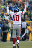 Green Bay Packers and New York Giants: Eli Manning