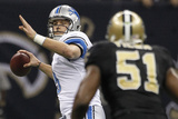 Detroit Lions and New Orleans Saints: Matthew Stafford