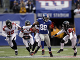 Atlanta Falcons and New York Giants: Hakeem Nicks