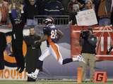 Denver Broncos and Pittsburgh Steelers: Demaryius Thomas