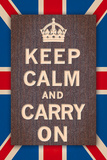 Keep Calm Britain