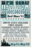 New York Tours '73
