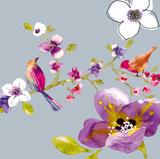 Blossom Birds II