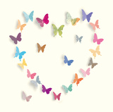 Butterfly Heart I