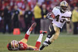 San Francisco 49ers and New Orleans Saints: Darren Sproles and Dashon Goldson