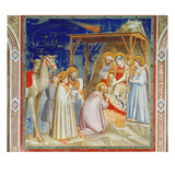 Giotto: Adoration