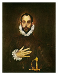 El Greco: Gentleman