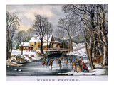 Winter Pastime  1870