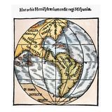 World Map  1529