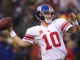 New York Giants and San Francisco 49ers - Jan 22  2012: Giants Winning Kick in Overtime