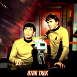 Star Trek: The Original Series  Sulu and Chekov