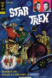 Star Trek: The Original Series Illustrated Cover