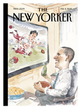 The New Yorker Cover - February 6  2012