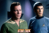 Star Trek: The Original Series  Captain Kirk and Mr Spock