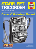 Star Trek: The Original Series  Starfleet Tricorder Owners' Workshop Manual