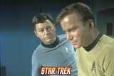 Star Trek: The Original Series  Captain Kirk and Dr McCoy