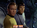 Star Trek: The Original Series  Captain Kirk and Mr Spock