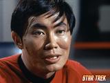 """Star Trek: The Original Series  Sulu's Counterpart in """"Mirror  Mirror"""""""