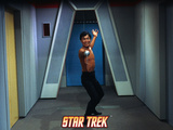 Star Trek: The Original Series  Sulu Fencing