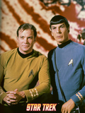Star Trek: The Original Series  Captain Kirk and Spock