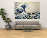 The Great Wave Off Kanagawa   c1829