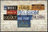 Vincent  Religion