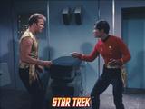 Star Trek: The Original Series  Sulu's Counterpart Confronts Kirk
