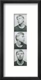 Self-Portrait  c1964 (photobooth pictures)