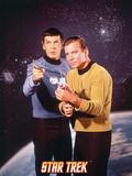 Star Trek: The Original Series  Captain Kirk and Spock