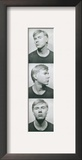 Self-Portrait  c1964 (photobooth pictures)