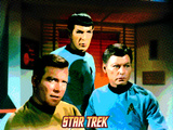 Star Trek: The Original Series  Captain Kirk  Mr Spock  Dr McCoy