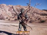 """Star Trek: The Original Series  Gorn in """"Arena"""""""