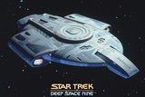 Star Trek: Deep Space Nine  Starship USS Defiant