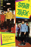 Star Trek: The Original Series Cover  They Stand Helpless