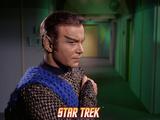 "Star Trek: The Original Series  Captain Kirk in ""The Enterprise Incident"""