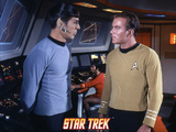 Star Trek: The Original Series  Spock and Captain Kirk